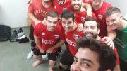 El CFS Sporting Buñol vence en un emocionante partido al Salesianos (4-3)