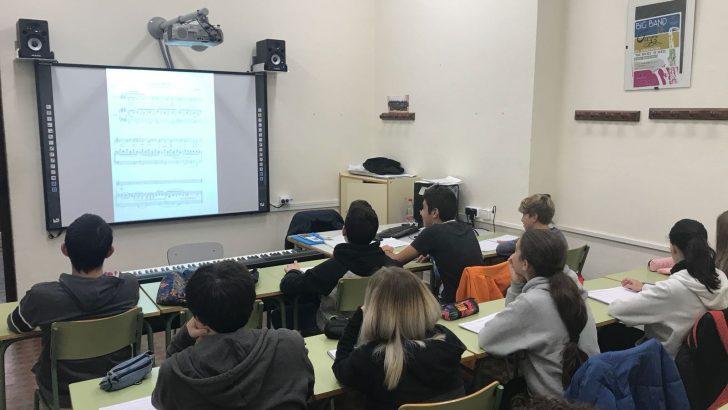 El Conservatorio de Música San Rafael de Buñol implanta un nuevo sistema comunicativo entre profesor y alumno
