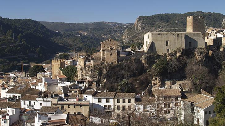 ¿Vivió el rey Arturo en el castillo de Buñol?