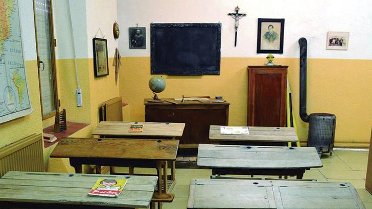 Las Escuelas Nacionales (por dentro)