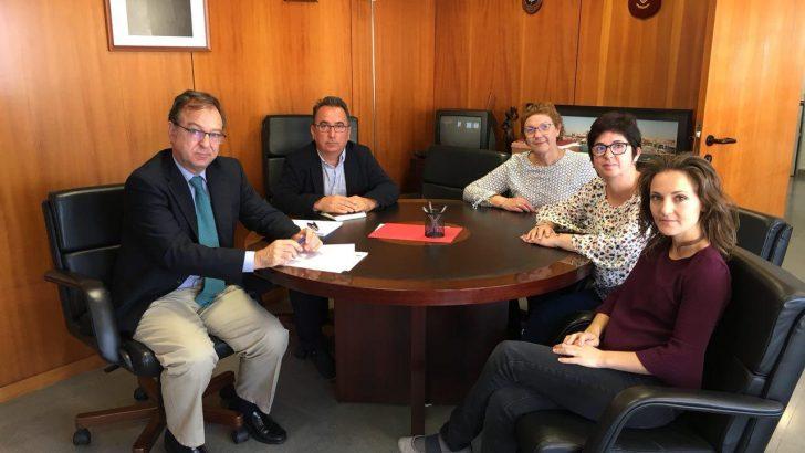 Buñol, Macastre, Alborache y Yátova transmiten al Subdelegado del Gobierno en la Comunitat el déficit en seguridad ciudadana