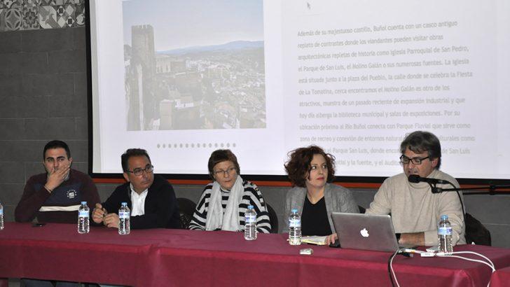 La comarca presenta la web turismolahoya.buñol.es