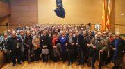 Vecinos y vecinas de Alborache visitan la Diputació de València