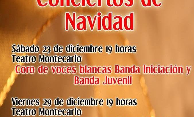 """El programa de conciertos de Navidad de """"La Artística"""" de Buñol"""