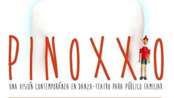 """El espectáculo """"Pinoxxio"""" llega este viernes a Buñol"""
