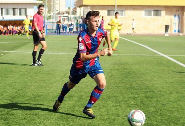 El centrocampista Adrián Pérez llega al CD Buñol