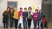 """Las imágenes de la """"chocolatá solidaria"""" organizada por Cáritas en Buñol"""