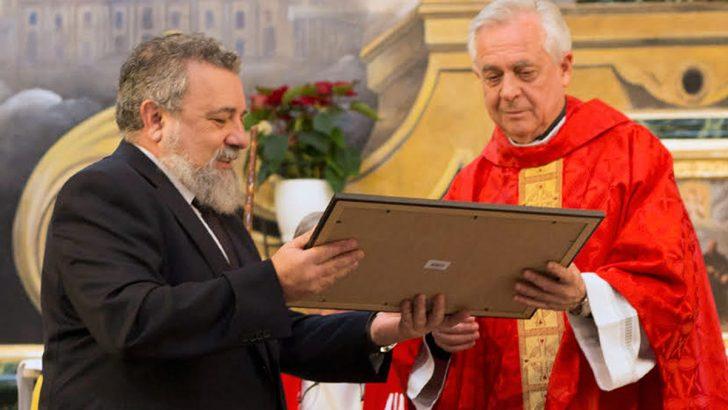 El sacerdote José Domínguez, nombrado Hijo Adoptivo de Godelleta