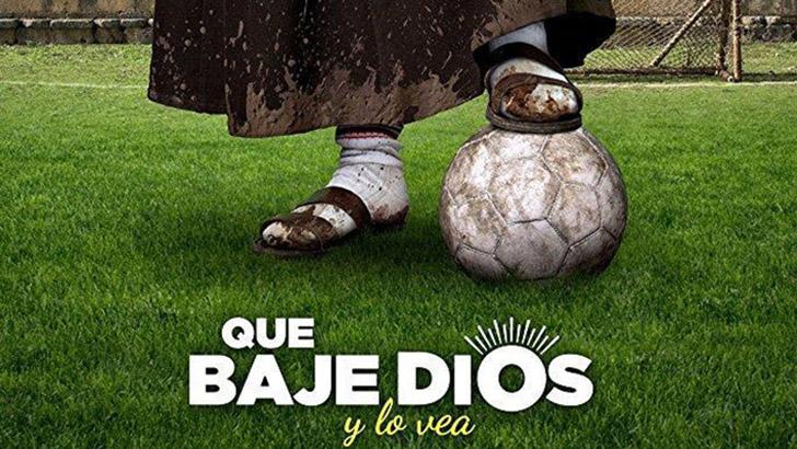 Este fin de semana en Cine Palacio de Buñol: Que baje Dios y lo vea
