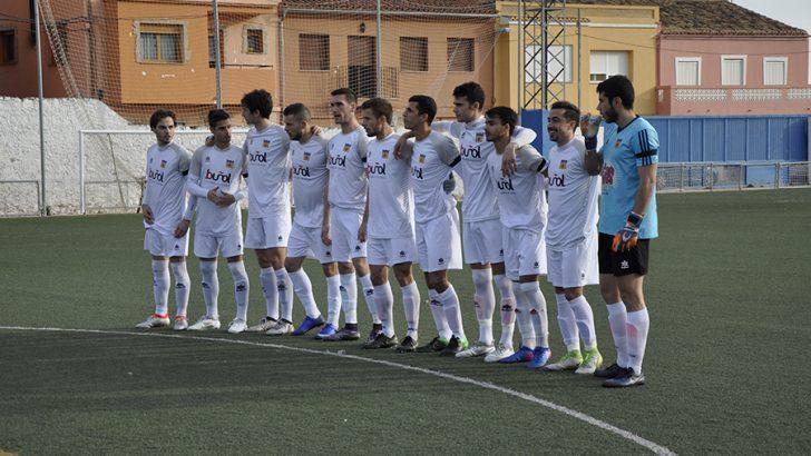 El C.D. Buñol cae 0-1 ante el Castellón