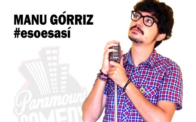 El Circuito Café Teatro de Buñol arranca este viernes con Manu Górriz