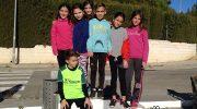 Chiva acoge una competición escolar de orientación