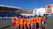 El Centro de Menores de Buñol y la Fundación Valencia CF introducen el deporte en las rutinas diarias de estos jóvenes