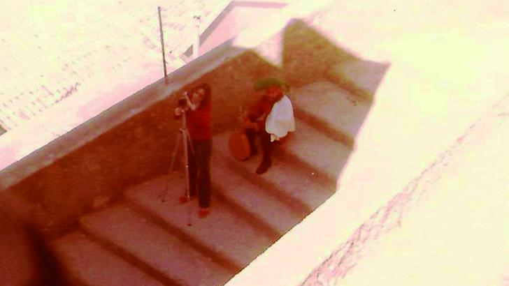 Buñol y La Tomatina. Película en esperanto (1980).