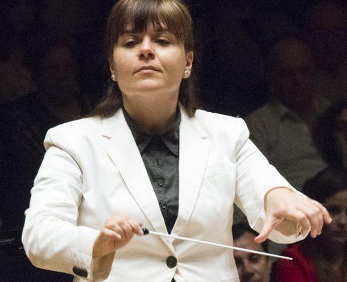 La buñolense Carmen Más ofrece un concierto en Roma al frente de la Orquesta del Liceo Musicale Statale