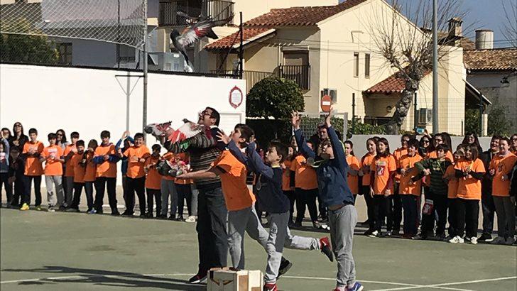 El CRA Alborache-Macastre y el CEIP Pintor Sorolla de Yátova celebran la I Jornada de convivencia por la paz