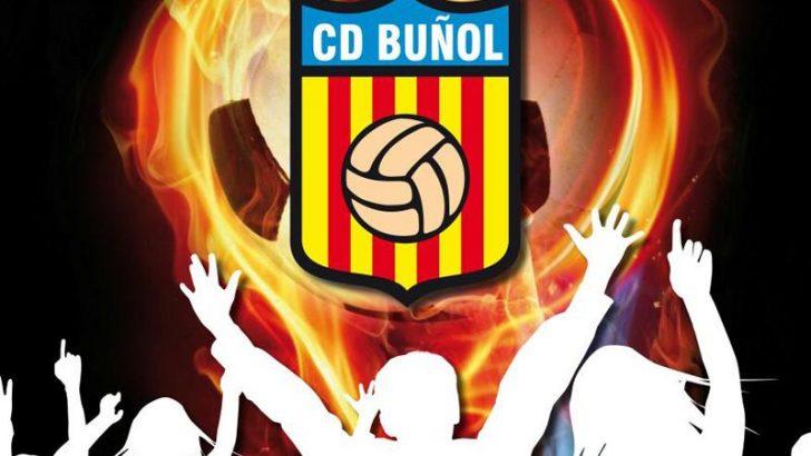 El CD Buñol logra la primera victoria de la temporada ante el Serranos (2-0)
