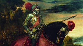 Leyendas y cuentos de Buñol. Carlos V,  Emperador,  estuvo  en Buñol