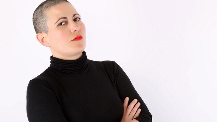 Patricia Sornosa este viernes en el Circuito Café Teatro de Buñol