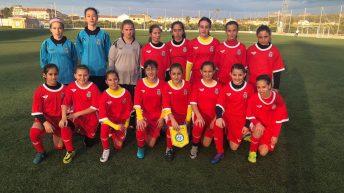 La buñolense Olivia Escobar convocada con la Selección Valenciana sub-12 para disputar el Campeonato Nacional