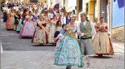 Las mejores imágenes de las Fallas en Yátova