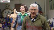 El buñolense Salvador Espert obtiene el premio a la mejor falla de Sección Tercera en Torrente