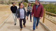 Yátova y Macastre rehabilitan taludes y un mirador con ayuda de Diputación de Valencia