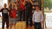 Más de 2000 personas participan en la II edición del Desafío de Guerreros de Yátova (imágenes)