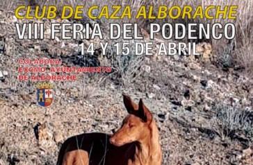 Alborache celebra este fin de semana la VIII Feria del Podenco