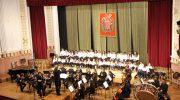 """Las imágenes del concierto de la Joven Orquesta, el Coro de Voces Blancas y la Banda de Iniciación de """"La Artística"""" de Buñol"""