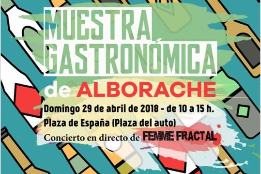 Alborache celebra su primera Muestra Gastronómica