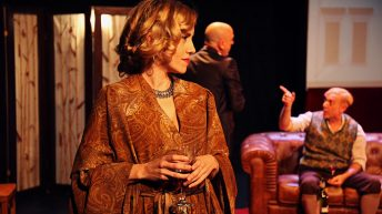 """La obra de teatro """"Shakespeare en Berlín"""" llega el sábado a Buñol"""