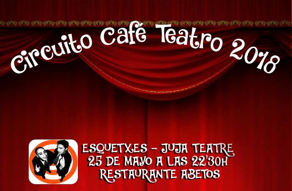 El Circuito Café Teatro llega a Alborache