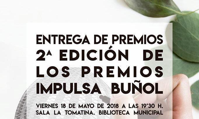 Buñol celebra este viernes la II edición de los premios Impulsa