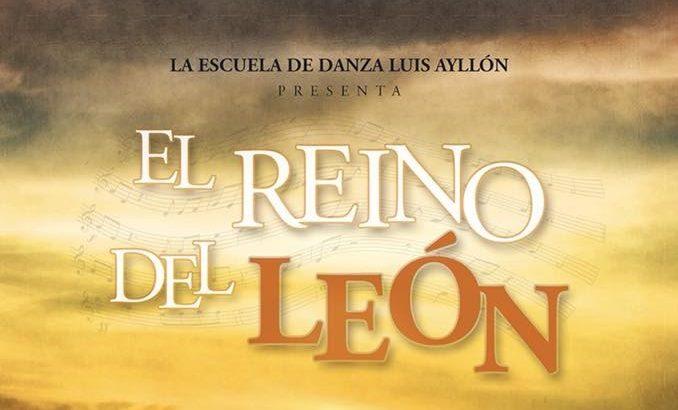 """La Escuela de Danza de """"La Artística"""" de Buñol representa este fin de semana """"El Reino del León"""""""