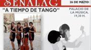 """""""Senalag"""" ofrece este sábado un concierto en el Palacio de la Música de Buñol"""