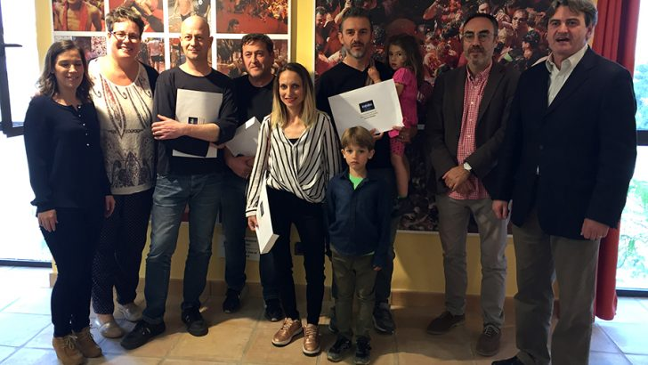 Buñol entrega los premios Impulsa a la innovación y el emprendimiento