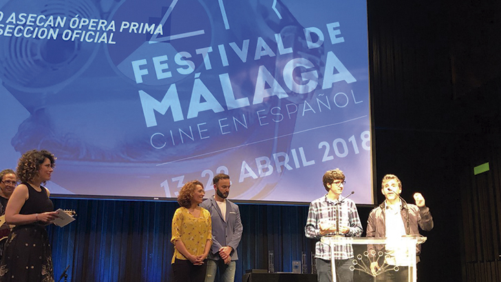 Vivir de cine… ¡en Málaga!