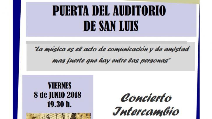 El Conservatorio de Jaén devuelve este viernes la visita al Conservatorio de Buñol