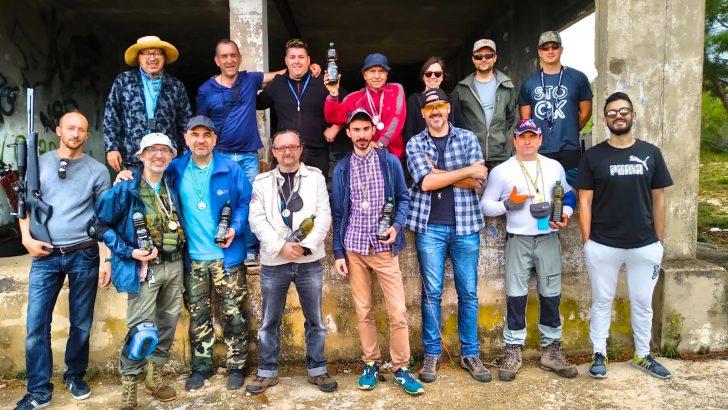 La ALFT celebró su tercera tirada de la Liga Field Traget en Buñol