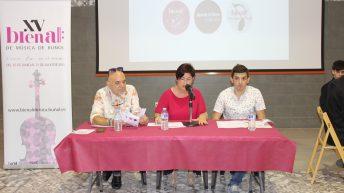 La XV Bienal de Música de Buñol contará con más de veinte propuestas musicales
