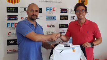 Juan Madrid llega al CD Buñol