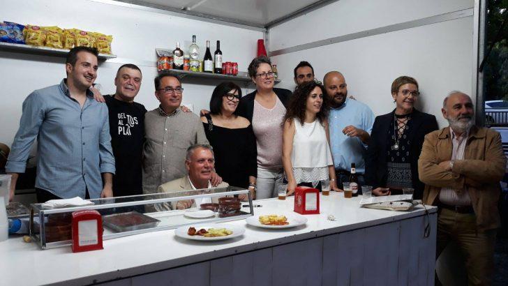 Las imágenes de la IX Feria de Turismo, Gastronomía y Artesanía de Yátova