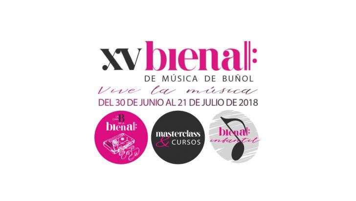 La Diputació acogerá la presentación de la XV Bienal de Música de Buñol