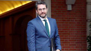 Màxim Huerta dimite como Ministro de Cultura y Deportes