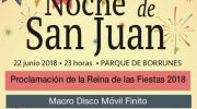 "Buñol celebra este viernes la tradicional ""Noche de San Juan"""