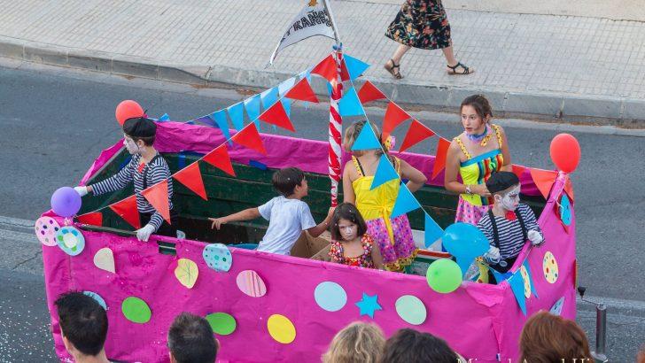 Siguen las fiestas patronales en Alborache