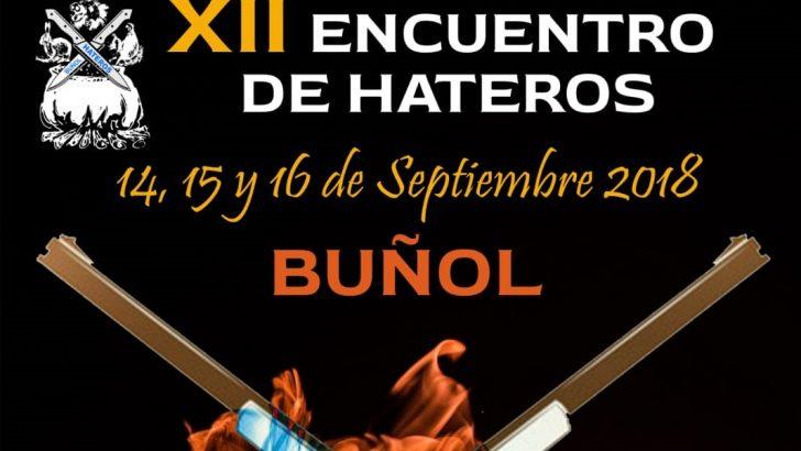 El Encuentro de Hateros en Buñol va tomando forma