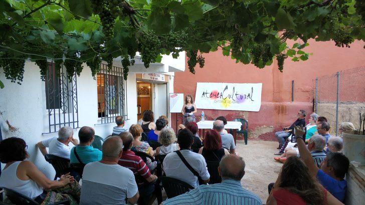 """La exposición """"Buñol Rojo"""" llega a Siete Aguas"""