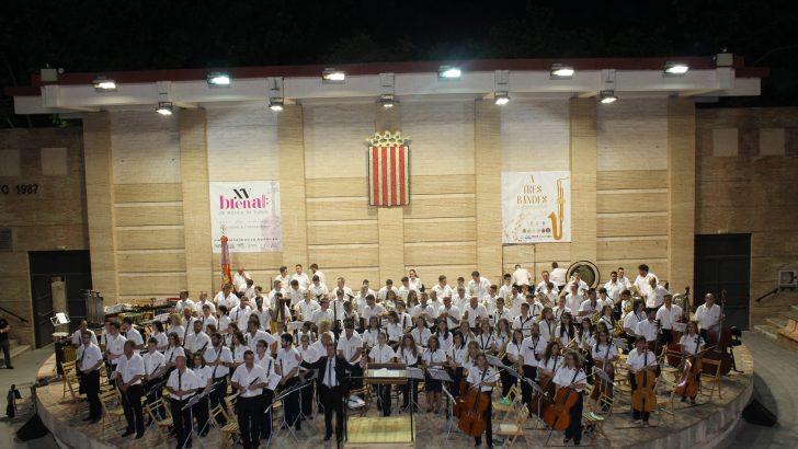 Buñol cierra la XV Bienal de Música con más de 11.000 espectadores